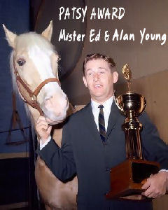 image Mr Ed, Alan Young Patsy Award