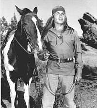 Michael Ansara and tv horse pinto