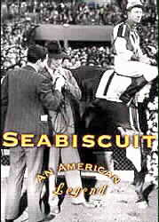 Seabiscuit An American Legend book
