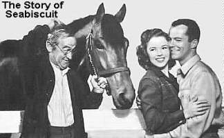 The Story of Seabiscuit Cast